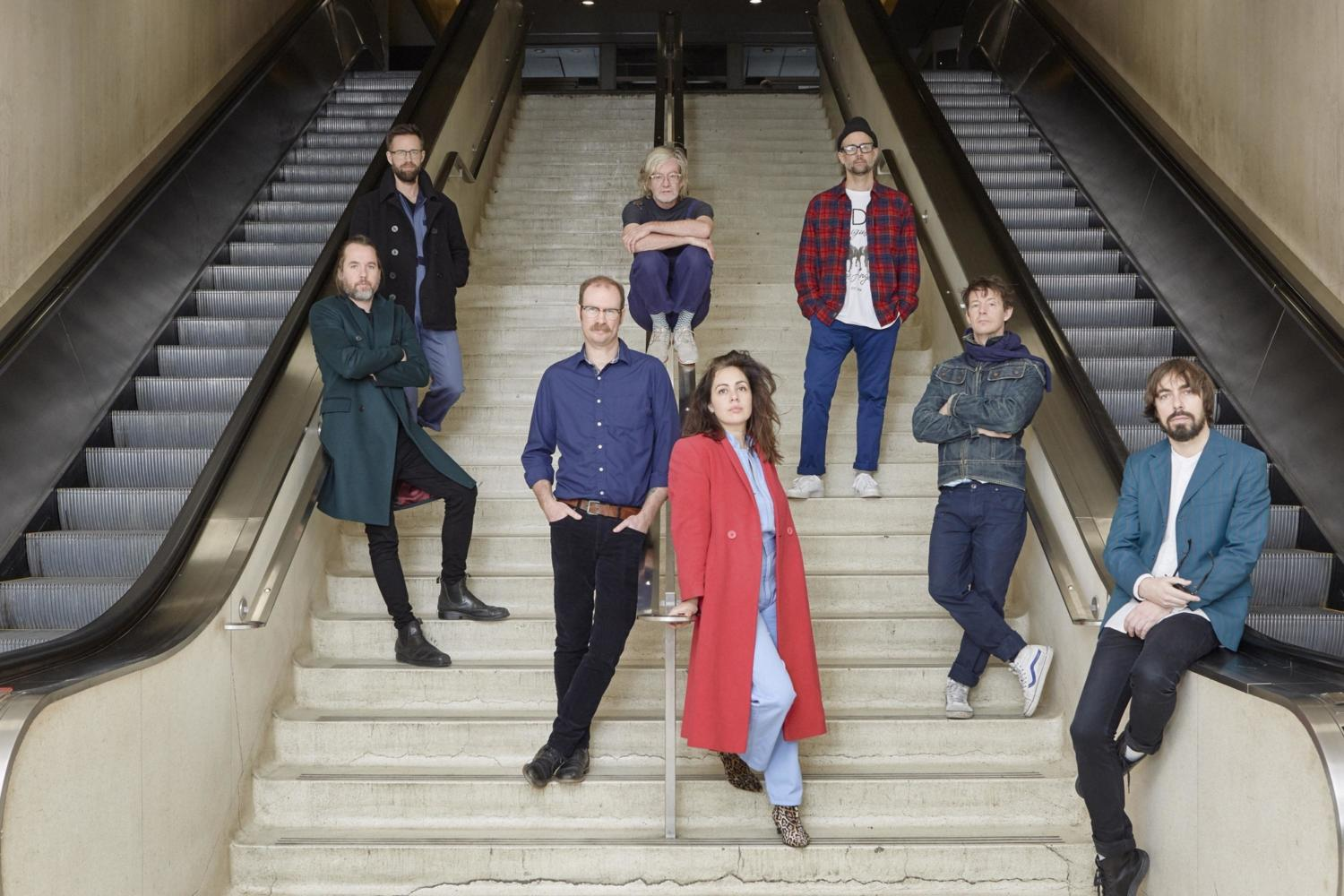 Broken Social Scene share new song via Adult Swim
