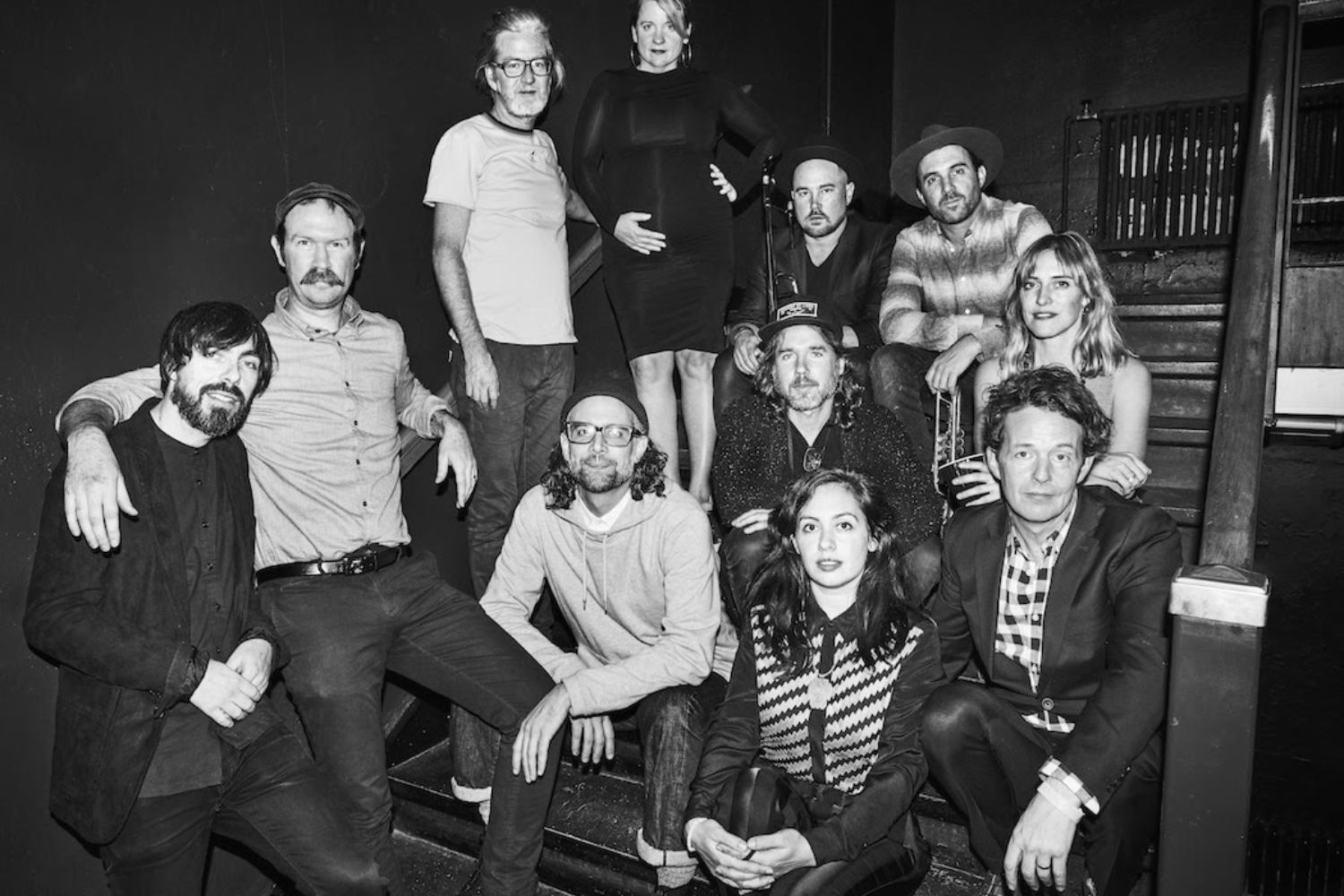 Broken Social Scene, Public Service Broadcasting and more join The National's All Points East show