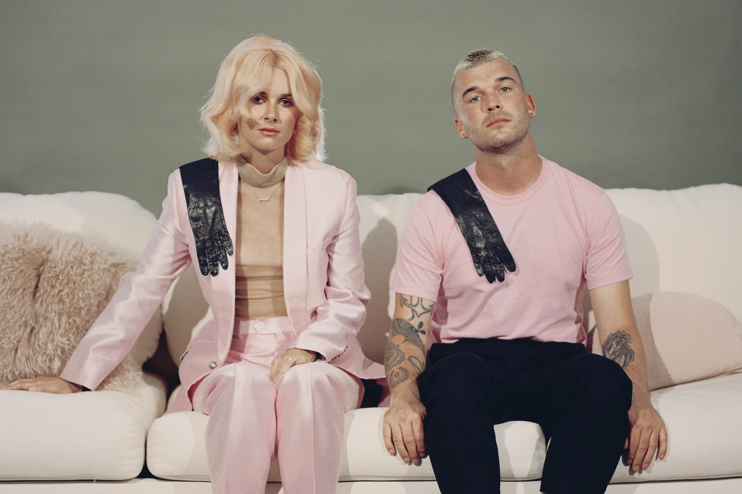 Broods return with new single 'Peach'