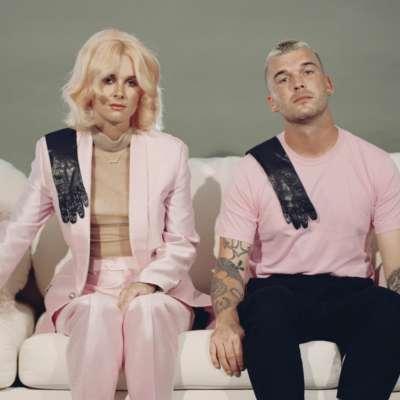 Broods return with new single 'Peach'