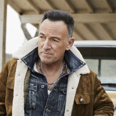 Bruce Springsteen shares 'Tucson Train'