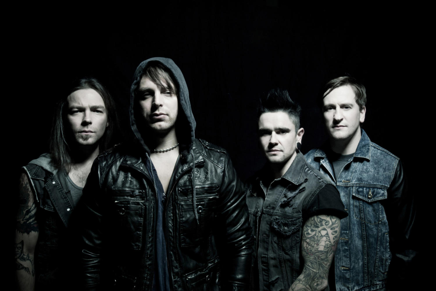 Bullet For My Valentine and Neck Deep score top ten albums in Official Chart