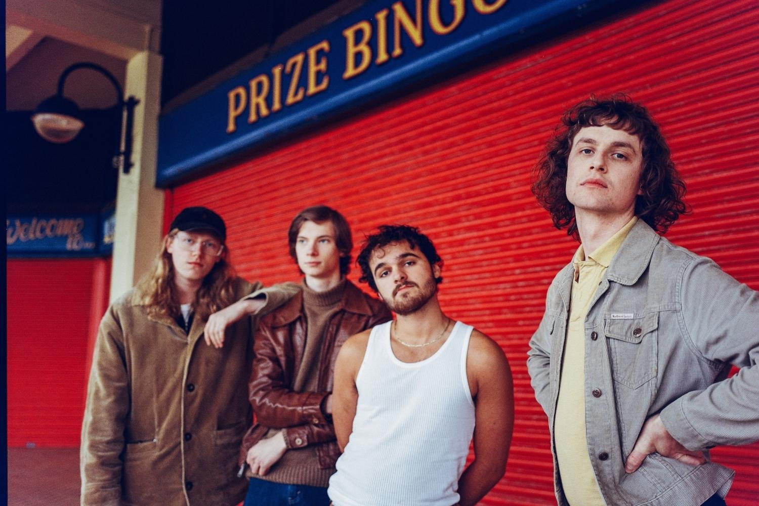 Buzzard Buzzard Buzzard release new single '30,000 Megabucks'