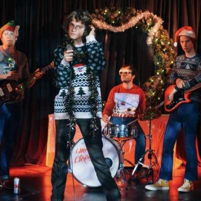 Buzzard Buzzard Buzzard release 'Christmas Is Coming (We All Know The Score)'