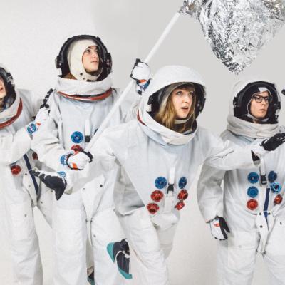 The Big Moon start work on Album Two