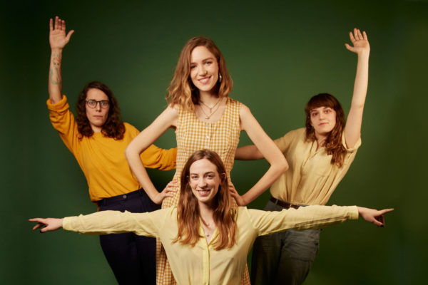 The Big Moon share 'Why' video