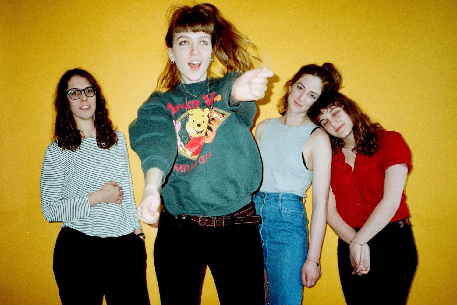 The Big Moon announce October tour