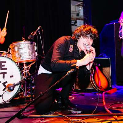 The Britanys, Rough Trade, New York