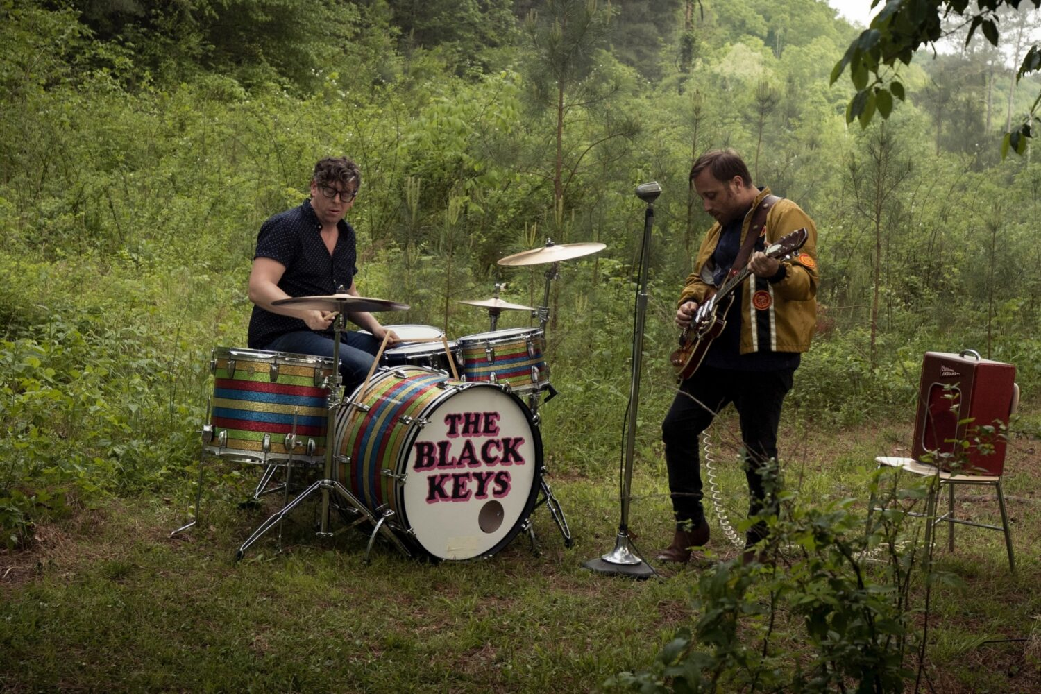 The Black Keys go to therapy after five years apart in the new video for 'Go'