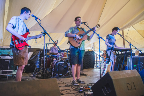 C Duncan brings a spiralling majesty to the final day of Latitude 2015