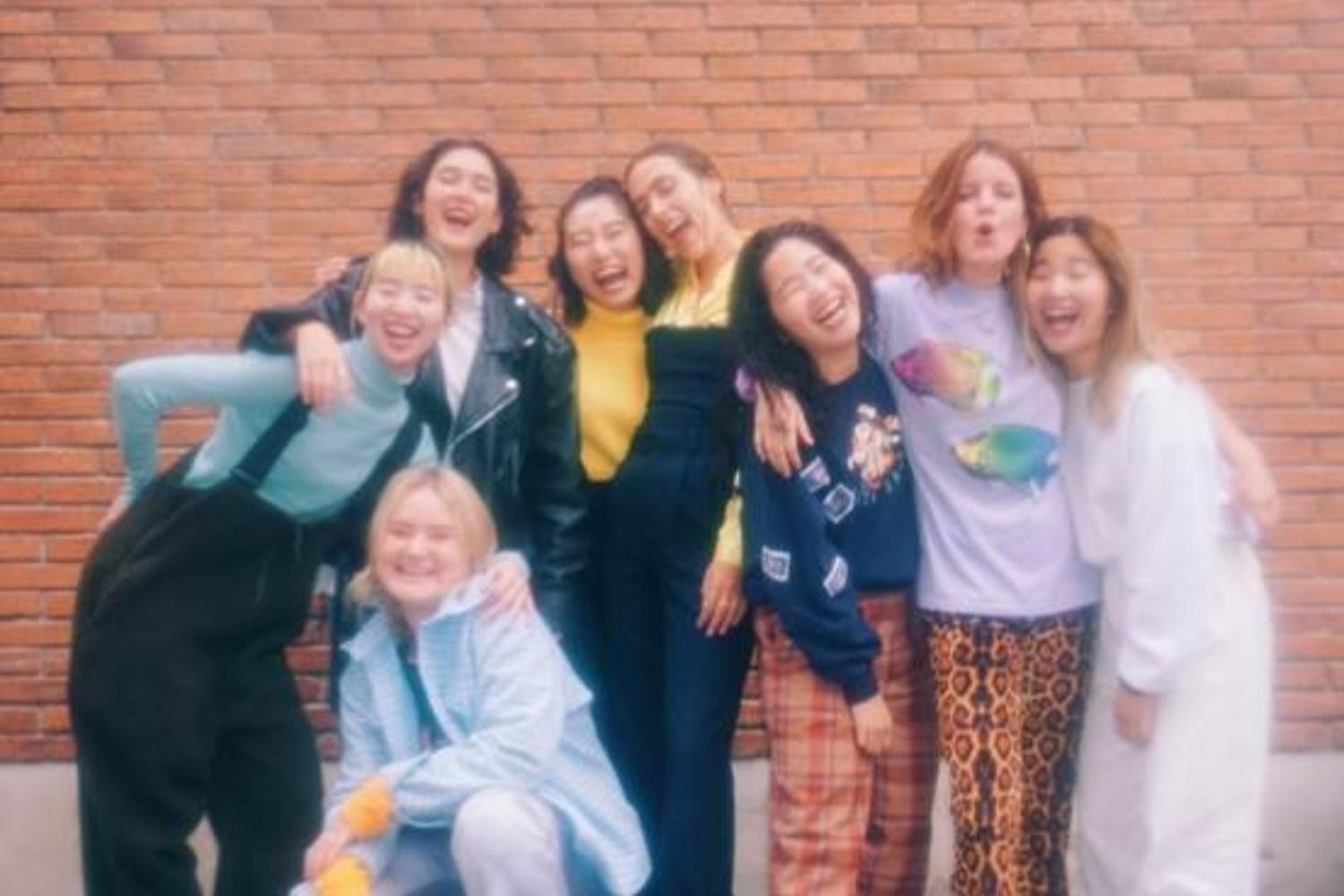 CHAI and Hinds team up for 'United Girls Rock'n'Roll Club'