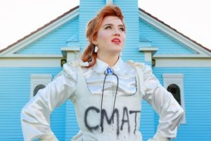 CMAT announces debut album 'If My Wife New I'd Be Dead'