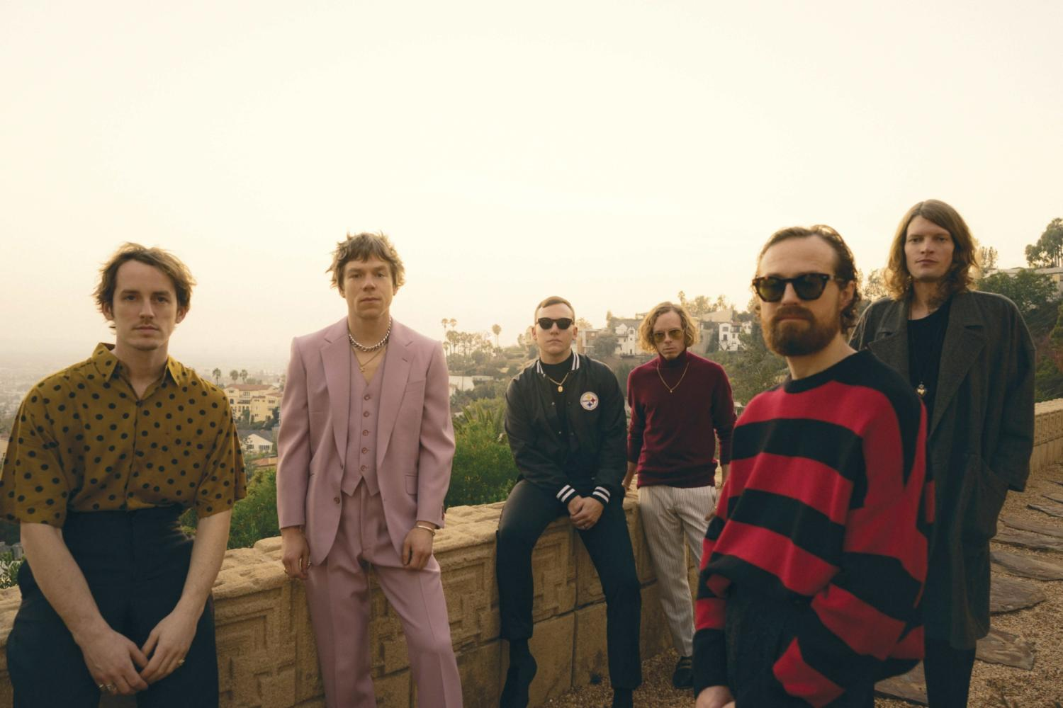 Cage The Elephant announce 2020 UK and European tour