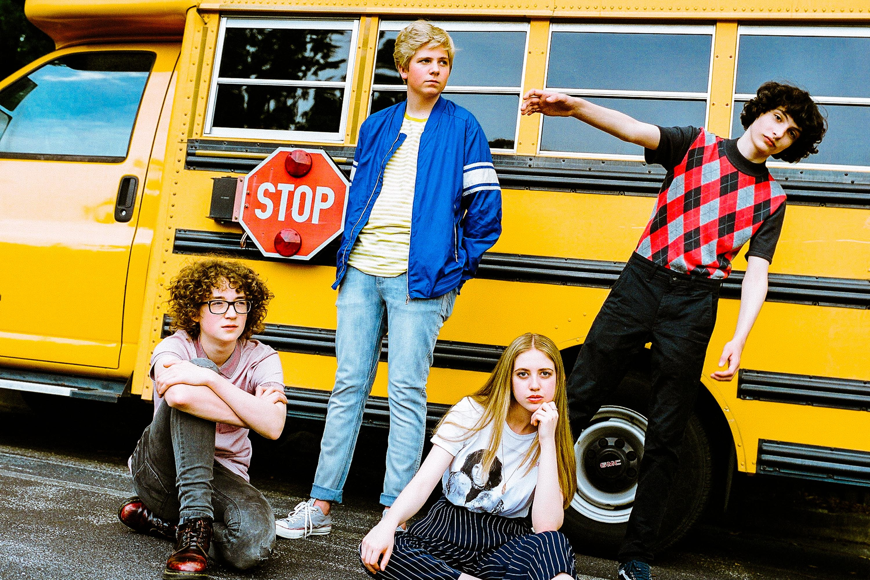 Calpurnia announce debut UK shows and share Weezer cover