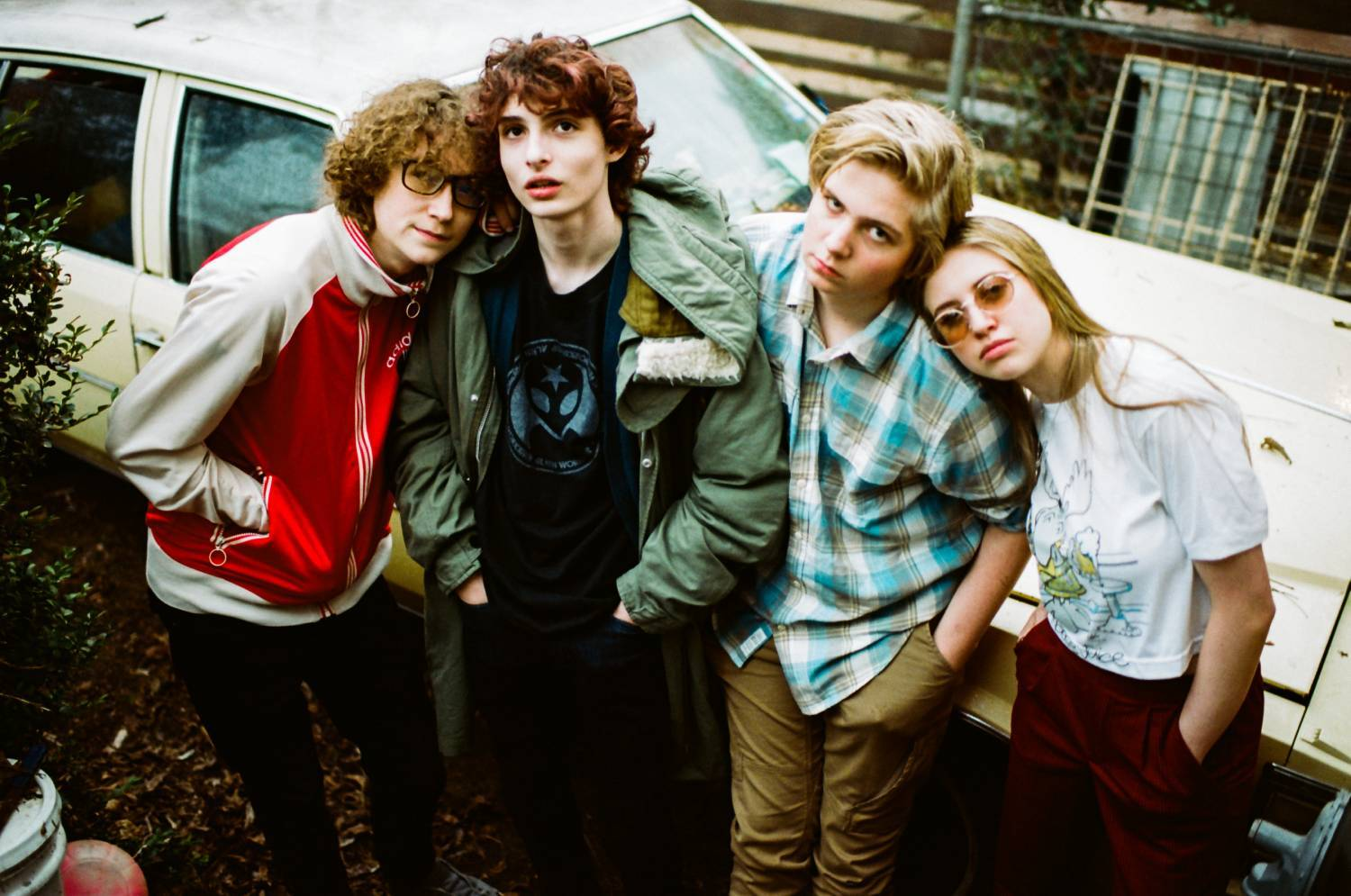 Calpurnia share candid video for new single 'Cell'
