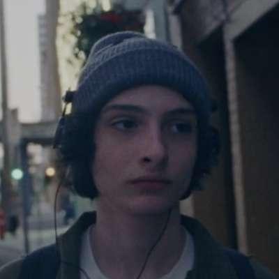 Finn Wolfhard heads around town in Calpurnia's dreamy new video for 'Greyhound'