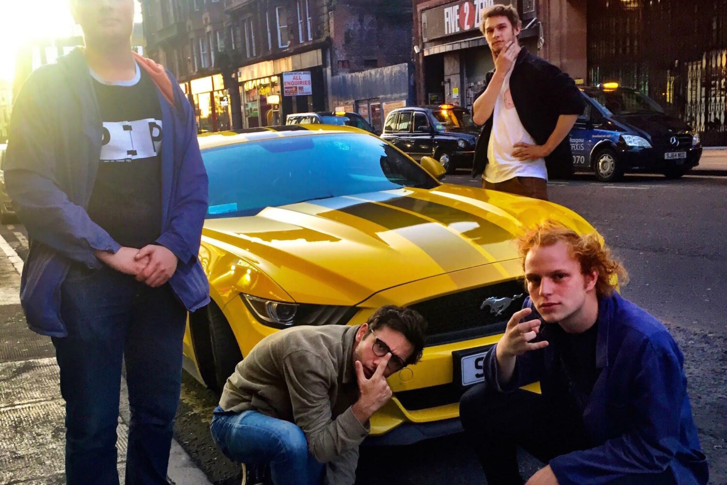 Canshaker Pi share new video, announce UK dates