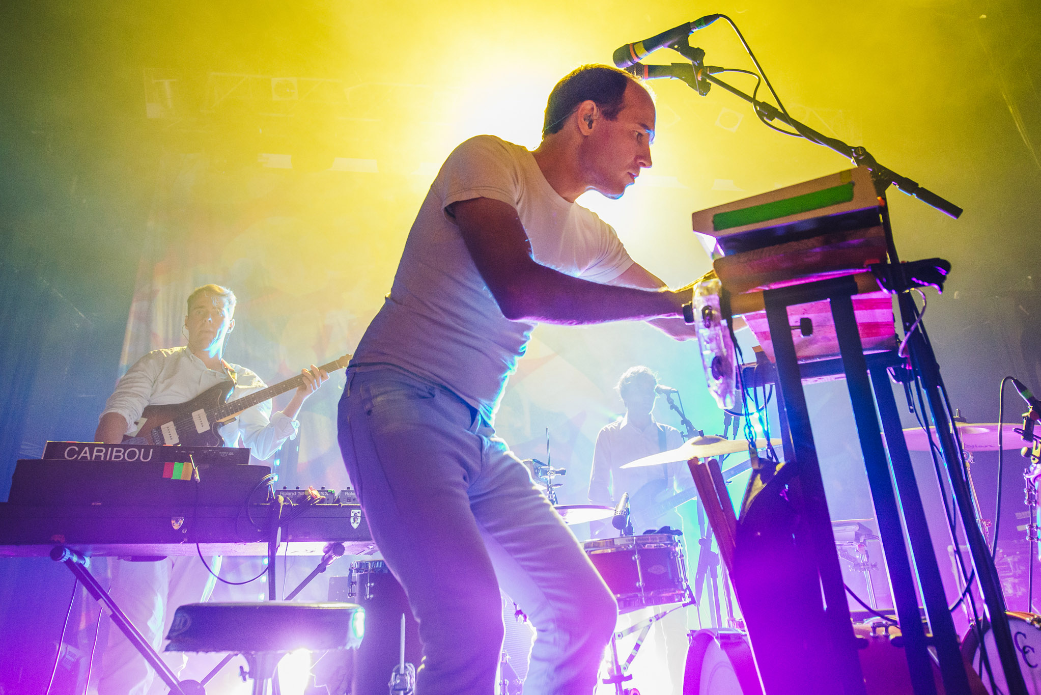 Caribou shares unreleased music in new 6 Music mix