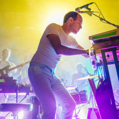Caribou to headline Citadel 2016