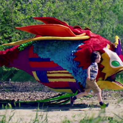 Caribou's 'Can't Do Without You' fish is off to a playground in Cambodia