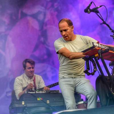 Caribou takes a risky balancing act at Latitude 2015