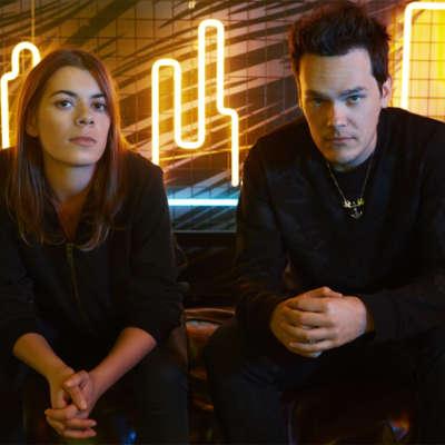 Cash + David announce new single, 'Bones'
