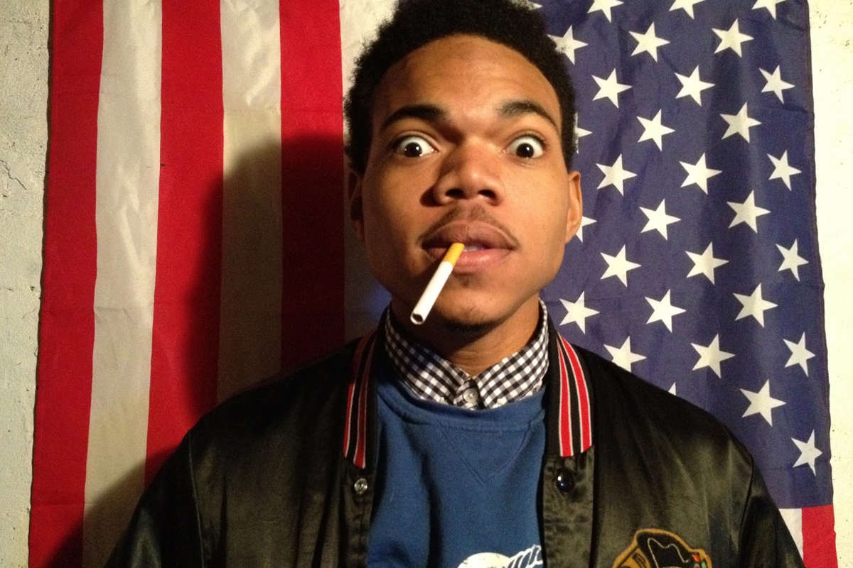 Chance The Rapper reveals first week download numbers for new album 'Surf'