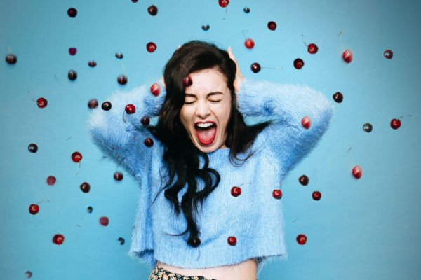 """Charli XCX: """"I feel like an ice cube floating around in a sea of chill"""""""