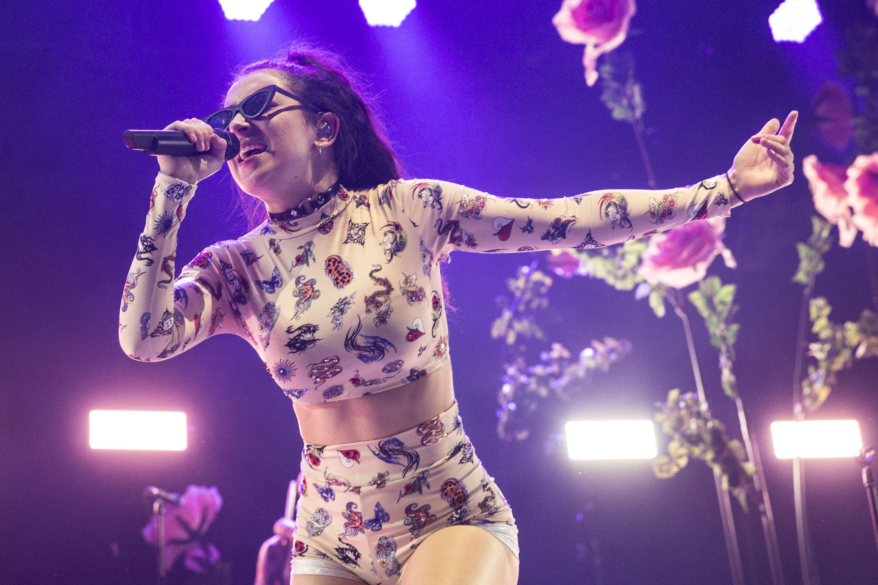 Charli XCX, Bonobo and Frank Carter bring firepower to day three at Rock Werchter 2017