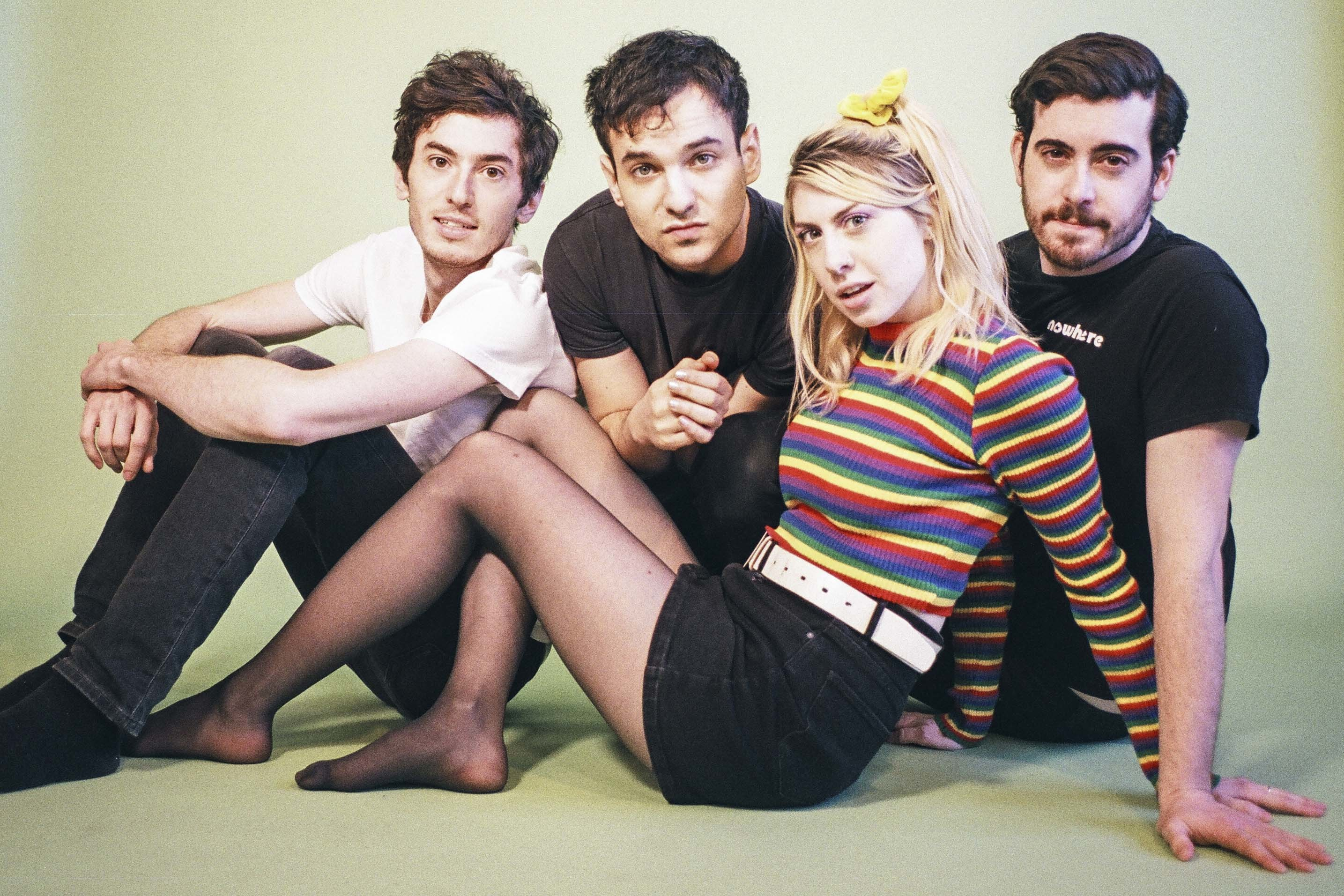 Listen to Charly Bliss cover 'All I Want For Christmas Is You'