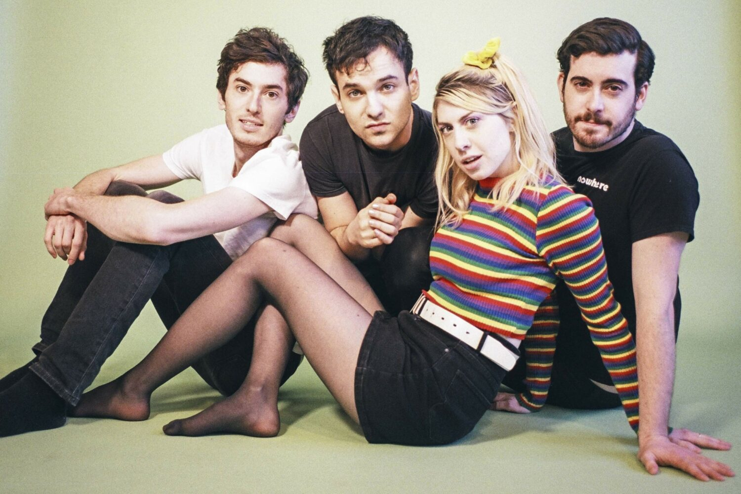 Charly Bliss want to 'Scare U' with their new video