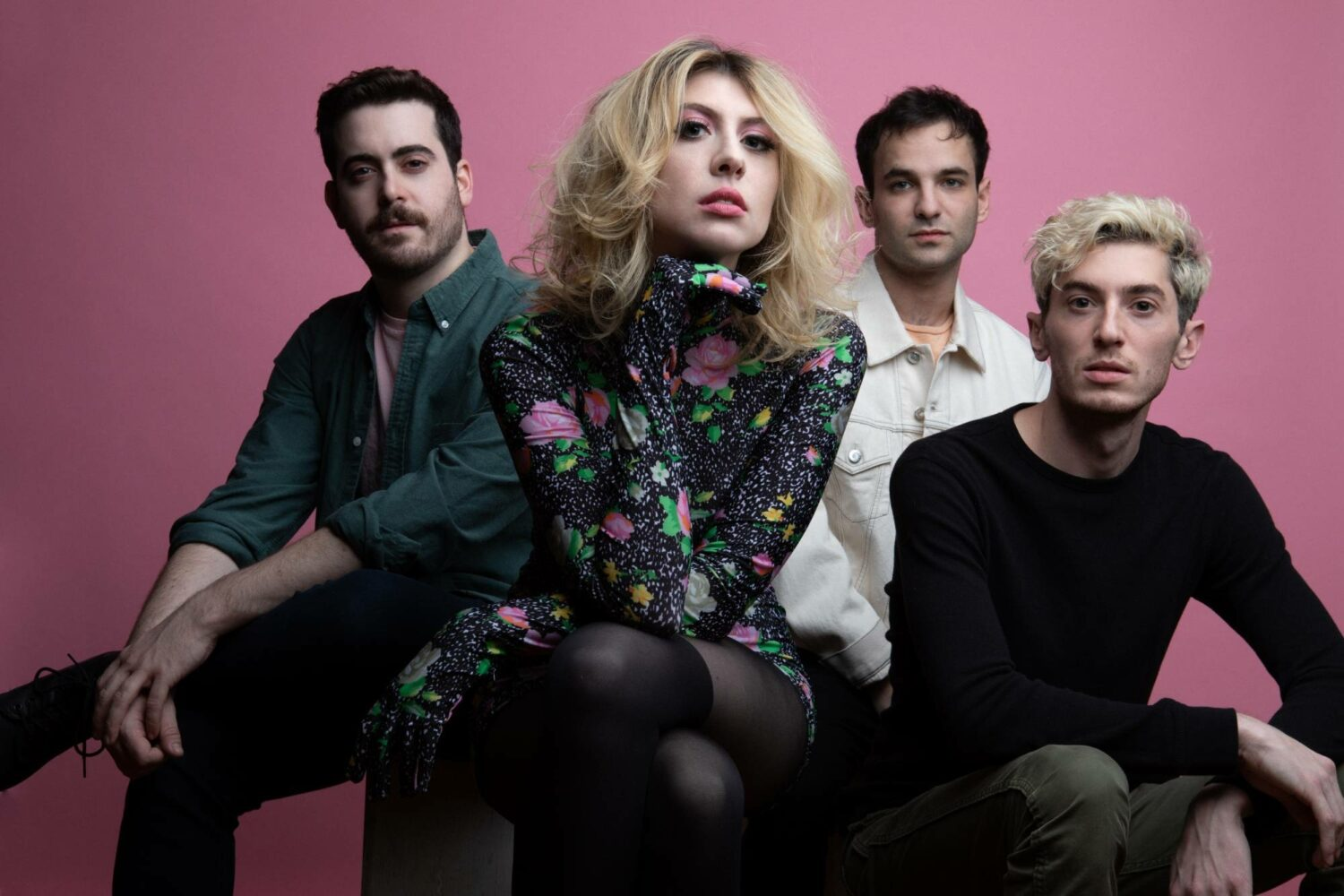 Charly Bliss share intense video for 'Chatroom'