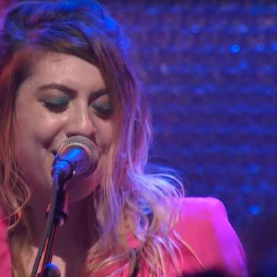 Watch Charly Bliss play three songs on Chris Gethard