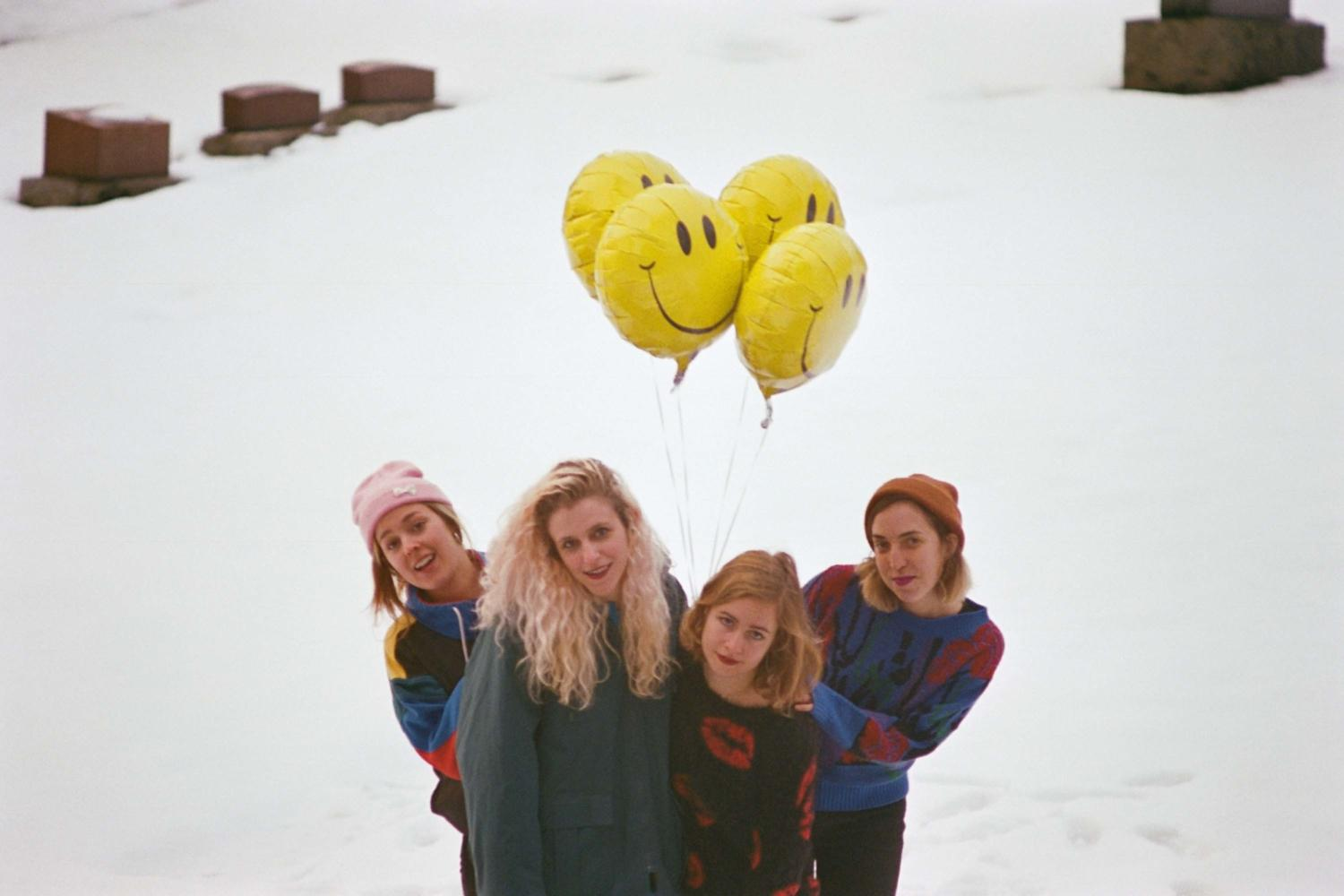 Chastity Belt have a new video for 'Stuck'