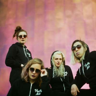 Chastity Belt's new album is coming out next year!