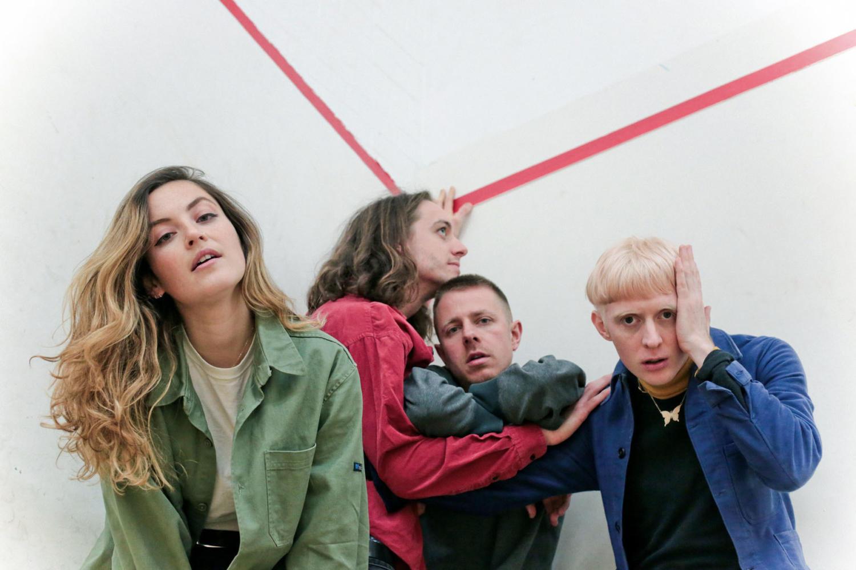 Childcare celebrate debut album release with 'Champagne Brain'