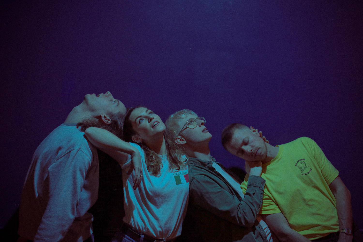 Childcare share new track 'Put Down Your Pen'