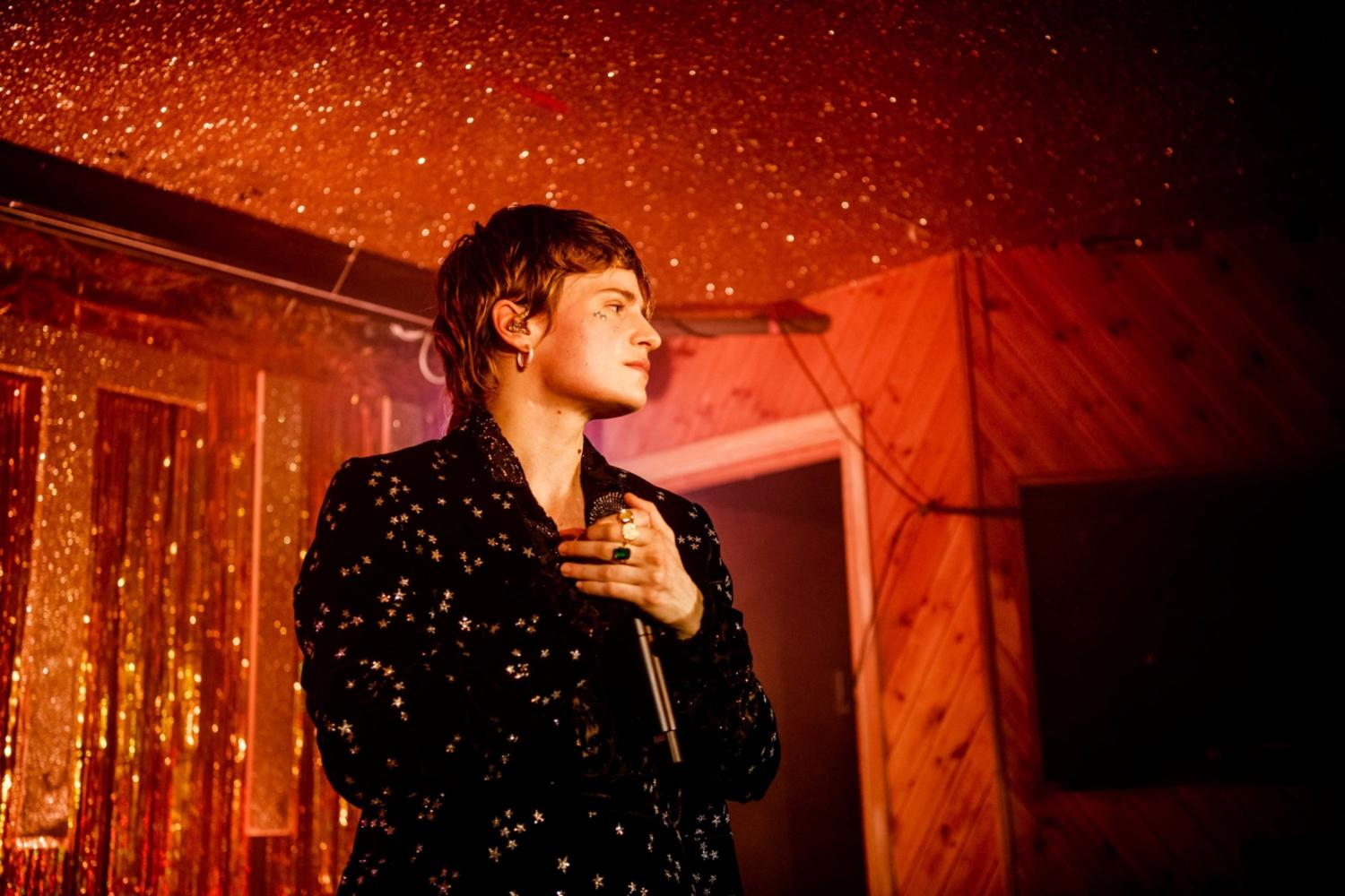 Christine and The Queens to stream nightly shows from Ferber studio