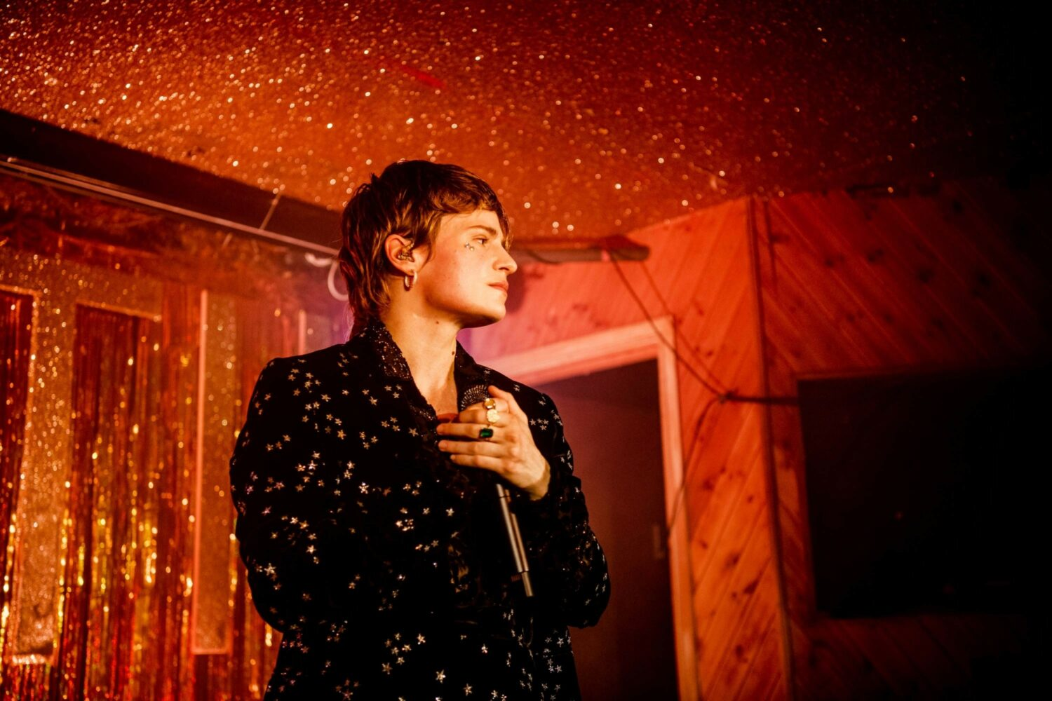 Christine and the Queens, MOTH Club, London