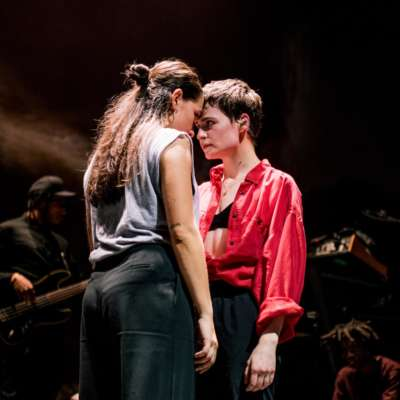 Christine and the Queens, Hammersmith Apollo, London
