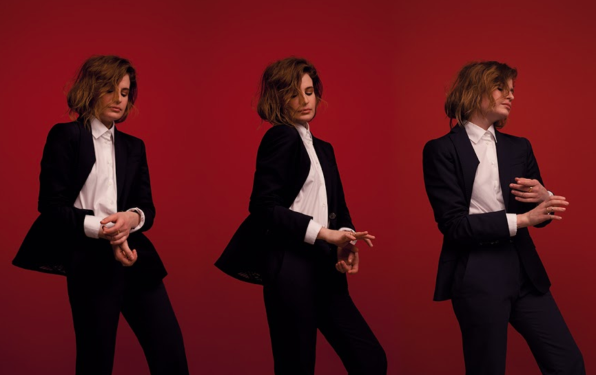 Christine and the Queens and Haim cover Prince together onstage