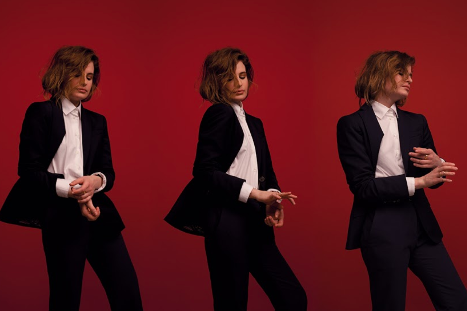 Christine and The Queens announces massive UK shows