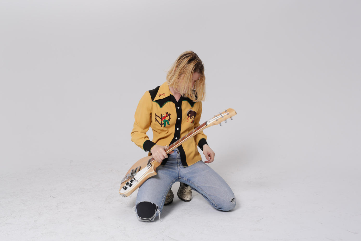 Christopher Owens has formed a band called Curls