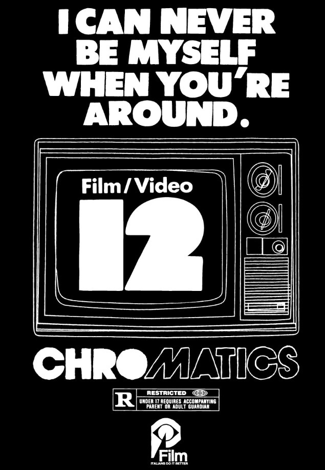 Chromatics share new song, 'I Can Never Be Myself When You're Around'
