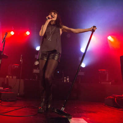 Chvrches, Tufnell Park Dome, London