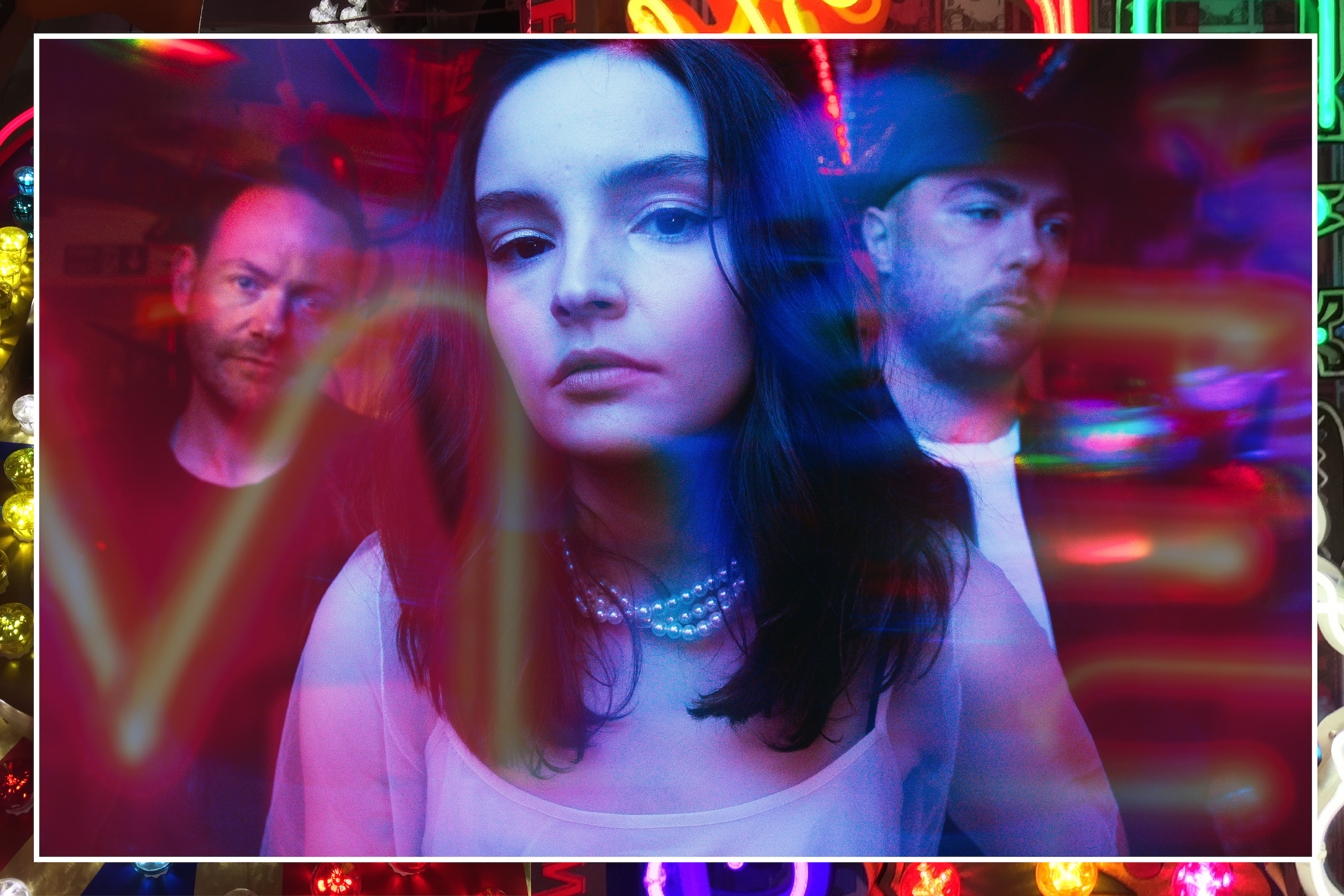 Never say die: Chvrches
