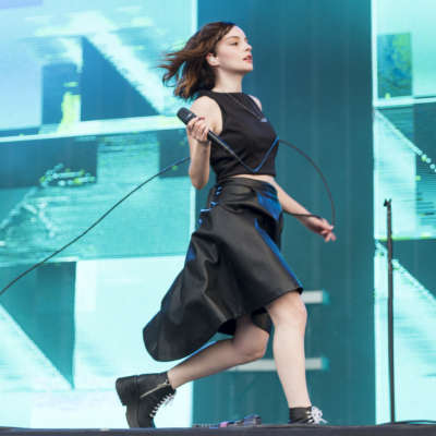 Latitude 2016: Chvrches