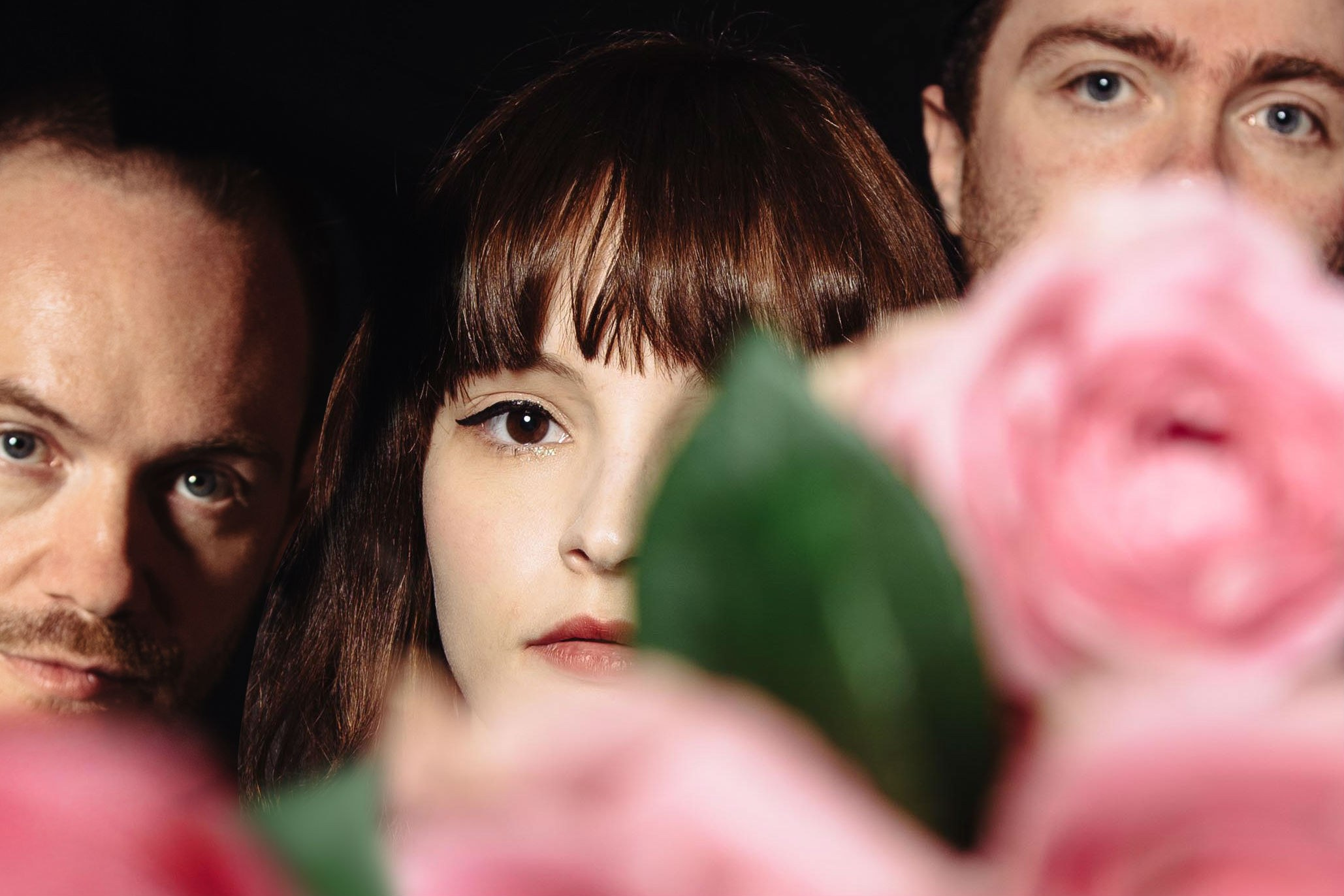 Chvrches: The eye of the storm