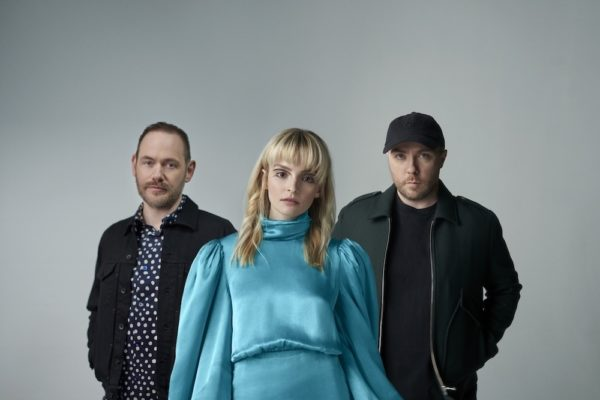 Chvrches cover The Lost Boys theme 'Cry Little Sister'