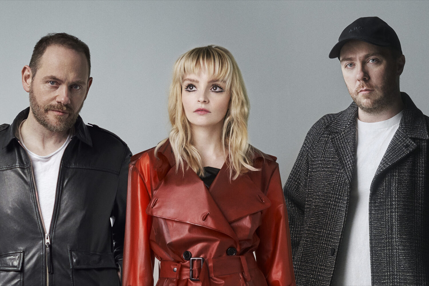 Chvrches reveal the video for 'He Said She Said'